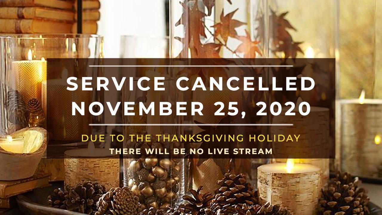 Service-Cancellation---Thanksgiving---VIDEO